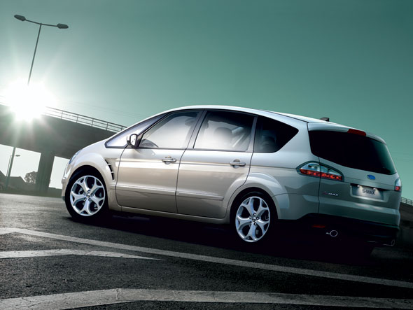 Ford  S-MAX / ФОРД Эс-Макс